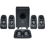 Logitech Z 506, 5.1 Home-Theater-Lautsprechersystem