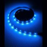 LED Flex-Stripe Standard - 15 LEDs, blau (ca 20cm)