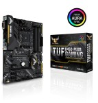 ASUS TUF B450-Plus Gaming, AMD B450, AM4, ATX