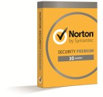 Norton Security Premium (V3.0), 10 Geräte, 1 Jahr Schutz, Backup + Cloud