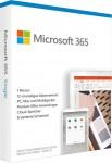 Microsoft Office 365 Single/Personal, PKC, Abonnement-Lizenz (1 Benutzer)