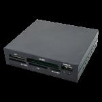 LogiLink USB2.0 Cardreader All-in-1 schwarz
