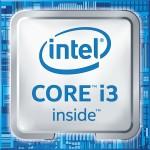 Intel Core i3-6100, 2x3.7 GHz Dualcore (Skylake)