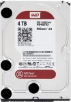 WD Red 4 TB, WD40EFRX, 64MB Cache, SATA-600