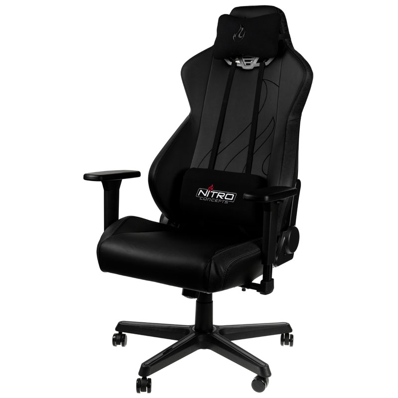 ChairStealth Concepts Ex Gaming Black Nitro S300 PZiOukX