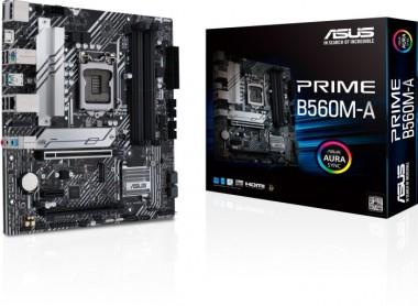 ASUS Prime B560M-A, Sockel 1200, mATX, B560