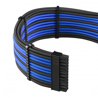 Cablemod PRO ModMesh Cable-Kit sleeved, schwarz/blau