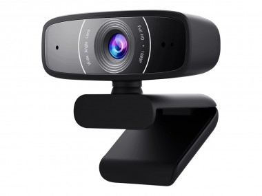 ASUS Full HD Webcam 1920x1080, 1080p, USB