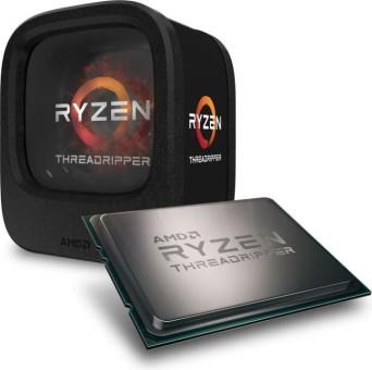 AMD Ryzen ThreadRipper 1950X, 16x 3.4 GHz