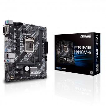 ASUS Prime H410M-A, Sockel 1200, mATX, H410