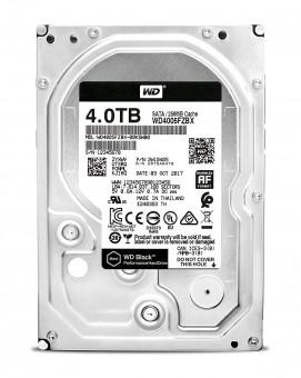 WD Black - 4 TB, WD4005FZBX, 7200 U/min, SATA-600