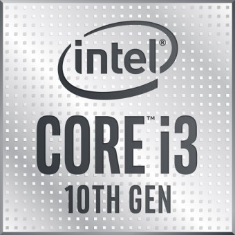 Intel Core i3-10300, 4x3,7 GHz (Comet Lake)