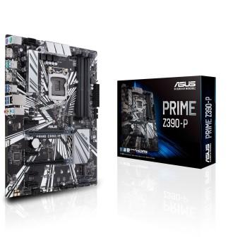 ASUS Prime Z390-P, Sockel 1151, ATX, Z390