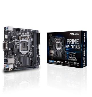ASUS H310I-Plus R2.0, Sockel 1151, Mini-ITX, H310