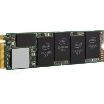 Intel 660p M.2 512 GB, NVMe PCIe SSD