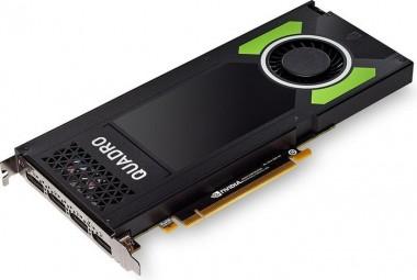 PNY Quadro P4000, 8GB GDDR5, 4x DisplayPort