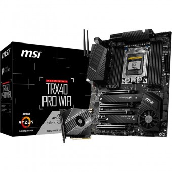 MSI TRX40 Pro WiFi, AMD TRX40, ATX, WLAN+BT