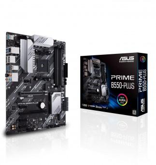 ASUS PRIME B550-Plus, AMD B550, AM4, ATX