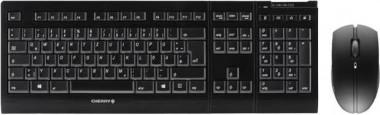 Cherry B. Unlimited 3.0 Desktop-Set (Maus/Tastatur) - Kabellos