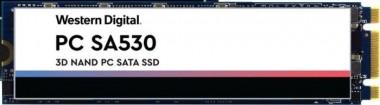 WD SA530, 512 GB, M.2 SATA SSD