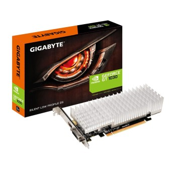 Gigabyte GeForce GT 1030, 2GB, DVI, HDMI, passiv