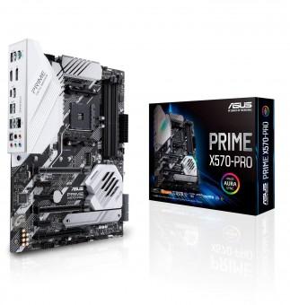 ASUS PRIME X570-PRO, AMD X570, AM4, ATX
