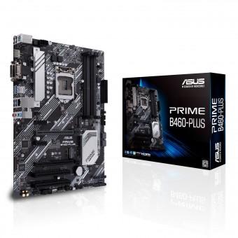 ASUS Prime B460-Plus, Sockel 1200, ATX, B460