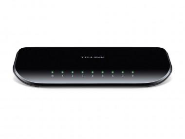 TP-Link TL-SG1008D - Switch - Gigabit - 8 Anschlüsse