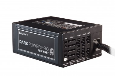 be quiet! Dark Power Pro 11 850W, 80+ Platinum, Modular