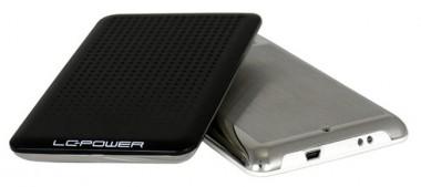 LC Power LC-25BU3, USB3.0 externes Festplattengehäuse, 2.5 Zoll