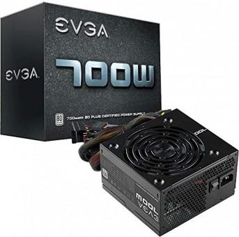 EVGA 700W, 80+, 85% Wirkungsgrad