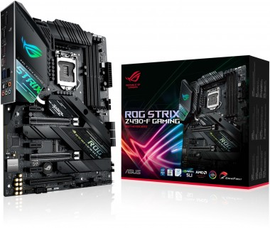 ASUS ROG Strix Z490-F GAMING, Sockel 1200, ATX, Z490