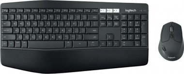 Logitech Wireless Combo MK850 Performance - Tastatur, Maus