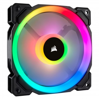Corsair LL Series LL120 RGB Dual Light Loop, 12cm
