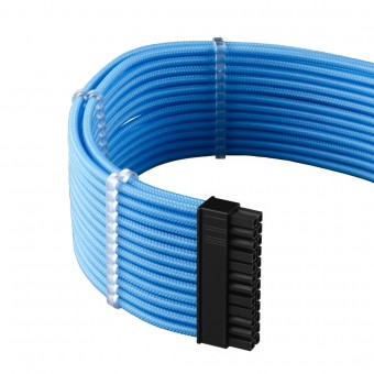 Cablemod PRO ModMesh Cable-Kit sleeved, hellblau