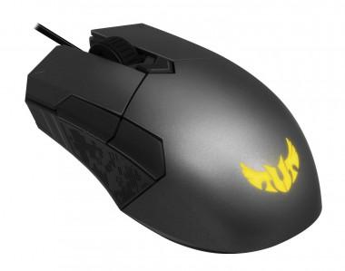 ASUS TUF M5 Gaming Maus, optisch