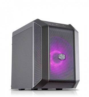 ITX-Mini Cooler Master H100, Iron Grey