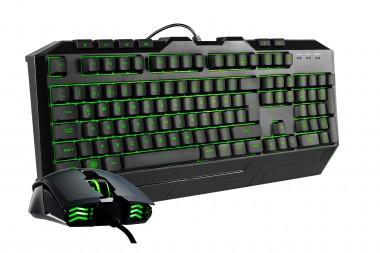 Cooler Master Devastator 3 Gaming Maus + Tastatur RGB, deutsch
