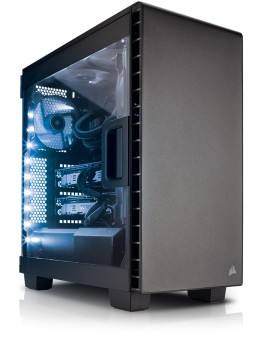 ATX-Midi Corsair Carbide 400C, schwarz