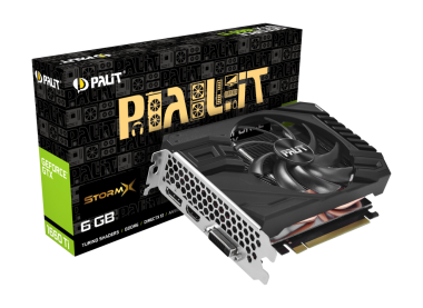Palit GeForce GTX 1660Ti StormX, 6GB GDDR6