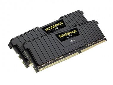 Corsair Vengeance LPX 32 GB Kit, DDR4-3200 MHz (2x16GB), CL16