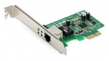 TP-Link Netzwerkkarte - 10/100/1000 Mbit, PCIe (x1)