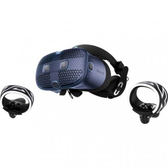 HTC Vive Cosmos, Virtual Reality Headset, Kit