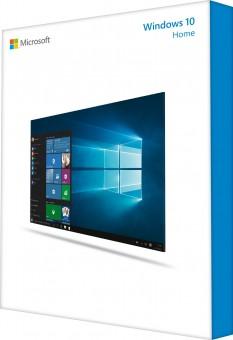Windows 10 Home Deutsch, 64-Bit (mit DVD) SB