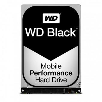 1000 GB Festplatte WD Black Performance, 2,5 Zoll SATA