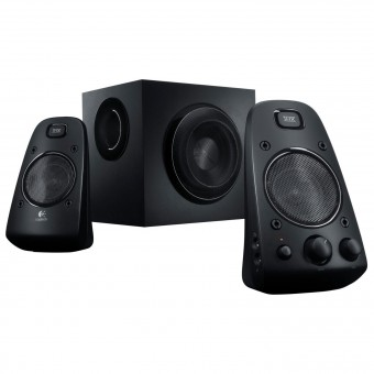 Logitech Z 623, 2.1 Subwoofer-Set, THX