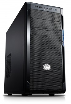 ATX-Midi Cooler Master N300, schwarz