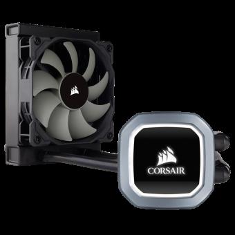 Corsair Hydro Series H60, Wasserkühlung (120mm), beleuchtet