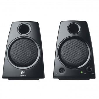 Logitech Z 130, Multimedia-Lautsprecher für PC