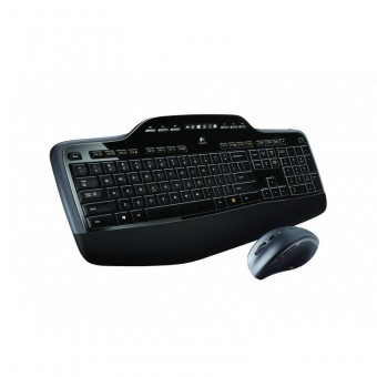 Logitech Wireless Desktop MK710 - Tastatur , Maus